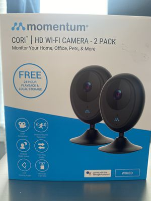 Security Cameras, very good for Kids rooms or any room for Sale in Springfield, MA
