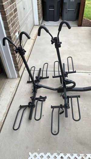 Tray-Style Hitch-Mounted Bike Rack for Sale in O'Fallon, MO
