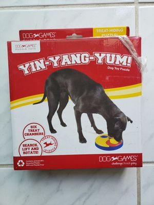 Dog toy puzzle for Sale in Houston, TX