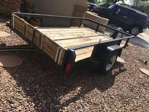 Utility trailer 5'x 8' for Sale in Phoenix, AZ