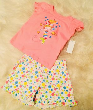 Pretty Mermaid 2PC 24Month Outfit for Sale in Elizabethton, TN