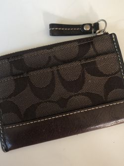 Coach Small Wallet for Sale in San Diego,  CA