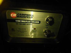 Campbell mig welder for Sale in Mundelein, IL