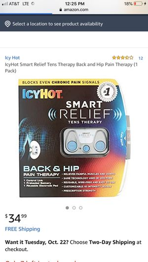 Icy hot tens unit for Sale in Henderson, KY