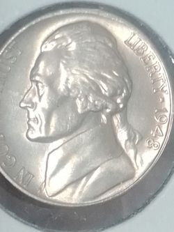 1948 S Nickel With A RPM for Sale in Prescott Valley,  AZ