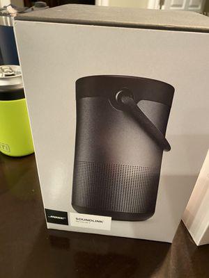 Bose Soundlink Revolve+ Bluetooth speaker for Sale in Tempe, AZ