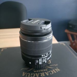 18-55mm Lens for Sale in Fort Worth, TX