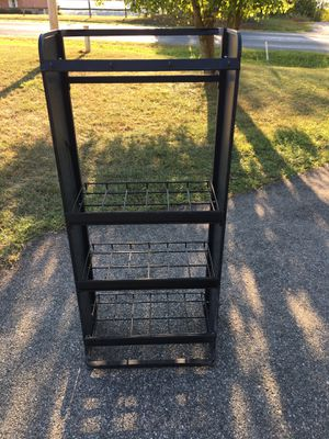 Display rack with two wheels for Sale in Glade Hill, VA