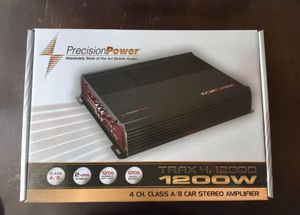 4 channel Amp for Sale in Rosemead, CA