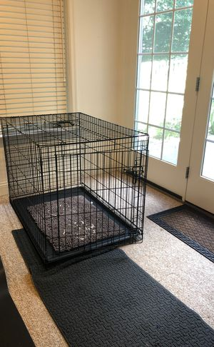Large dog crate for Sale in Oakton, VA