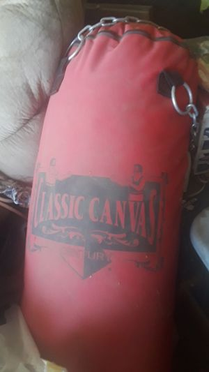 Heavy punching bag for Sale in Klamath Falls, OR