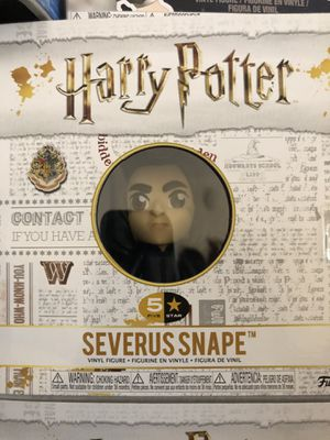 Harry Potter (Severus Snape) collectible figure for Sale in Downey, CA