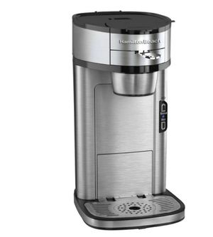 Hamilton Beach single serve coffee maker for Sale in Zelienople, PA