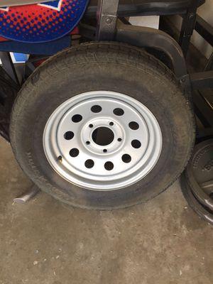 trailer spare tire for Sale in Riverside, CA