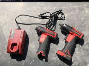 Snap on impact gun 3/8 impact Gun & screwdriver for Sale in San Diego, CA