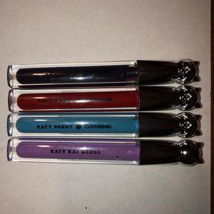 NEW Katy Perry Covergirl Lip Gloss 4 Pack Lipgloss Katy Kat Gloss for Sale in Trenton, NJ