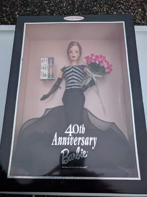 40th Anniversary Edition BARBIE for Sale in Colorado Springs, CO