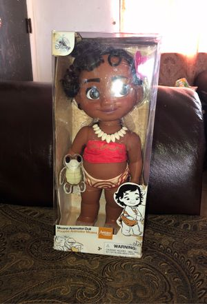 moana doll for Sale in Torrance, CA