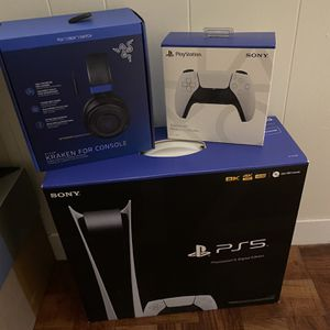 Ps5 Digital Bundle for Sale in Valley Stream, NY