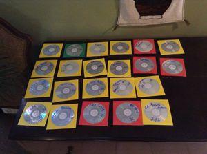 Karaoke cd $3 each or all for 30 for Sale in Manassas, VA