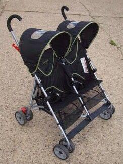 Double side by side stroller for Sale in Philadelphia, PA