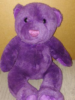 Purple Stuffed Teddy Bear for Sale in Hawthorne,  CA
