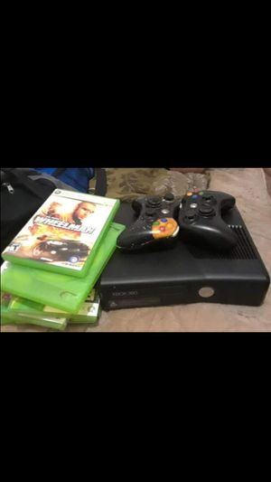 Xbox 360 with games for Sale for sale  Douglasville, GA