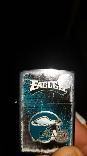 Eagles zippo lighter for Sale in King of Prussia, PA