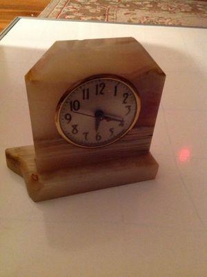 Antique clock jade for Sale in San Rafael, CA
