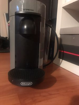 Nespresso by De'Longhi Coffee Maker for Sale in San Francisco, CA
