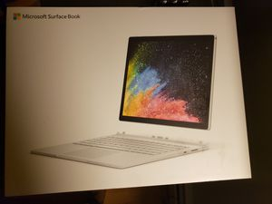 Brand New Microsoft Surface Book 2 for Sale in Boston, MA