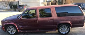 1993 Chevy suburban 1500 for Sale in Tucson, AZ