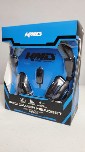 KMD Pro Headset PS4/Xbox One for Sale in North Las Vegas, NV