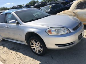 2010 Chevy Impala for parts for Sale in Grand Prairie, TX