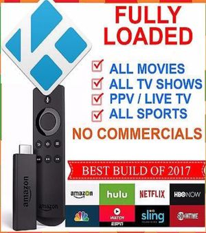 Fire TV Stick for Sale in Nicholasville, KY