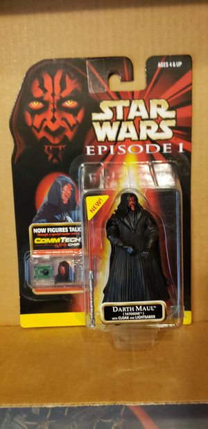 Darth Maul action figure 3.75 inches for Sale in Manteca, CA