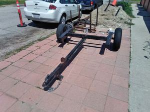 Trailer tow dolly. Trailita o jalon para carros for Sale in Los Angeles, CA