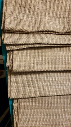 6 brand new cloth napkins light beige for Sale in Los Angeles, CA