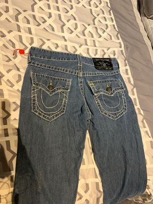 True Religión Jeans 29 double stitched for Sale in Los Banos, CA