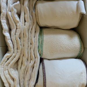 Organic Bamboo Diaper Inserts for Sale in Herndon, VA