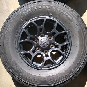 Toyota Tacoma Wheels And Tires for Sale in Hialeah, FL