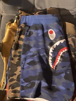 Bape Shorts Multi Color for Sale in Everett, MA