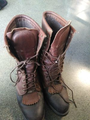 Double h boots for Sale in Kent, WA