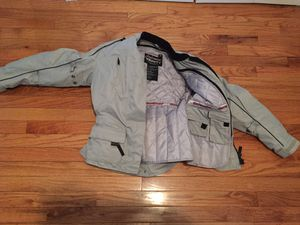 Motorcycle Tour Master Trinity Jacket & WheelUp Face Cover for Sale in Weldon Spring, MO