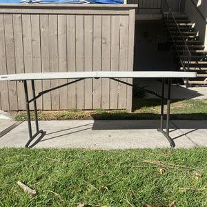 Table Life time for Sale in San Bernardino, CA