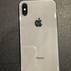 EXCELLENT Apple iPhone X 256GB for Sale in Alexandria, VA