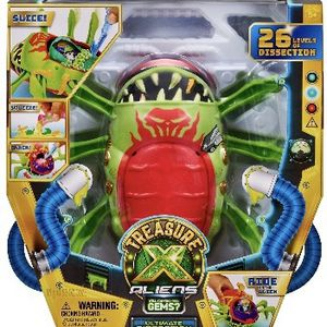 Treasure-X Aliens Ultimate Dissection Kit - 26 Level Collectible Figure Set for Sale in Pompano Beach, FL