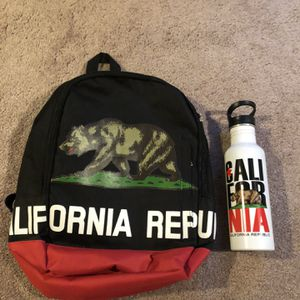 Backpack And Water Bottle Set for Sale in Draper, UT