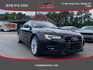 2013 Audi A5 for Sale in Raleigh, NC