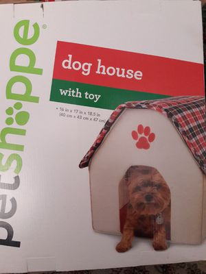 Dog House with toy for Sale in Seattle, WA